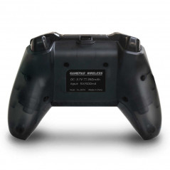 NS Switch Wireless Bluetooth Gamepad Controller Clear Black