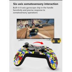 Nintendo Switch Joy-Con Controller Protective Anti-Slip Soft Silicone Skin Case Set Blue