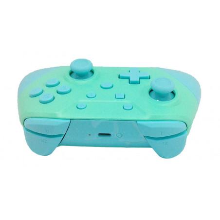 NS Switch Wireless Bluetooth Pro Controller Green- Blue