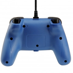 PS4/PS3/PC Wired Controller with Sensor Function Blue