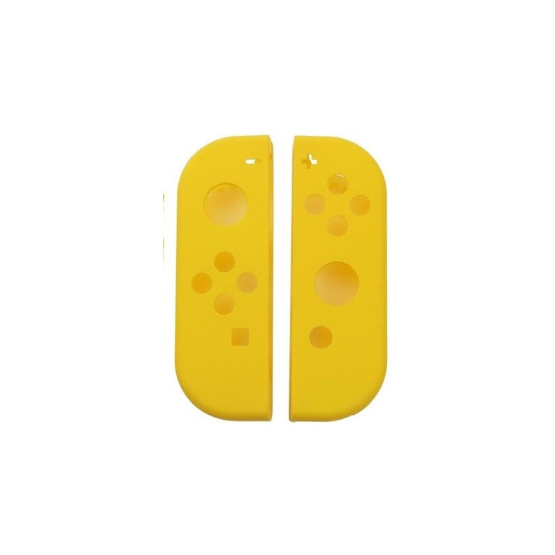 NS Switch Joy-con Left and Right Replacement Case Set Yellow
