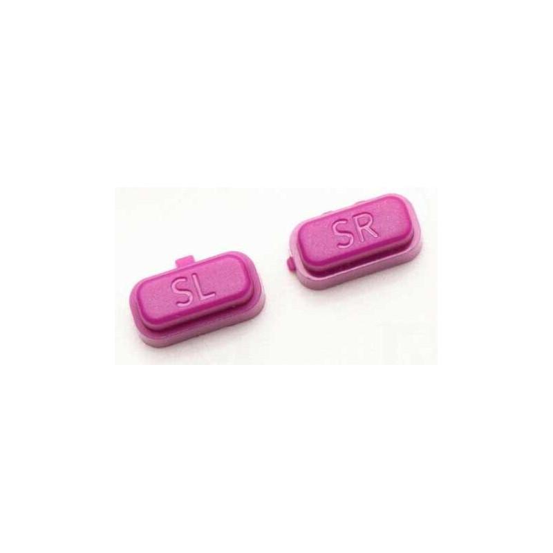 NS Switch Joycon SL SR Button Set Purple