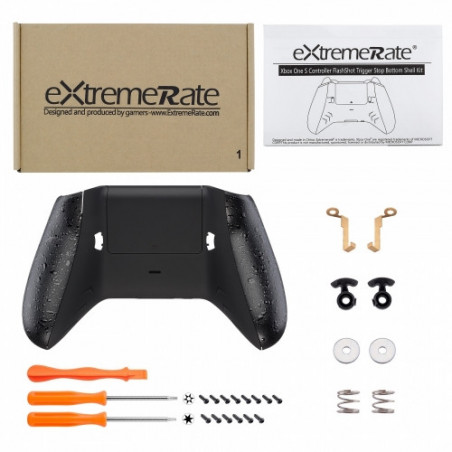 Xbox One S Controller Trigger Stop Bottom Shell Kit