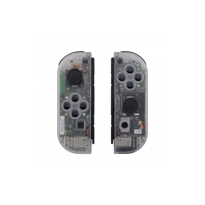 NS Switch Joy-con Left and Right Replacement Case Set Clear