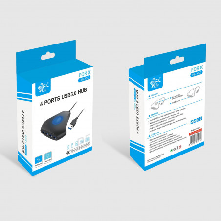 PS5 / Xbox One Series X USB3.0 4 PORT HUB