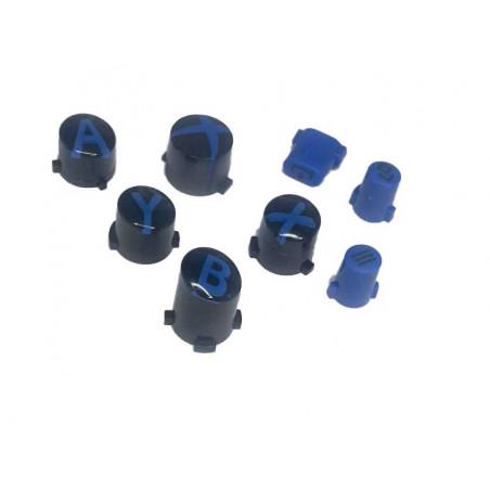 XBOX SERIES Button Set Blue