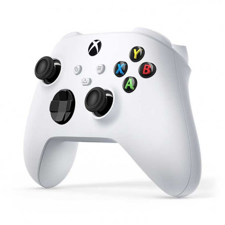 Xbox Series Wireless Controller Robot White