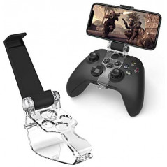 XBOX One S/X + XBOX Series Controllers Mobile Phone Clamp Clip