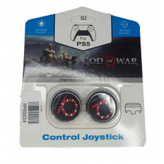 PS5 Controller Raised Performance Thumbstick Extenders FPS GOD OF WAR