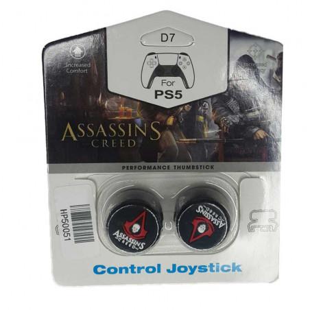 PS5 Controller Raised Performance Thumbstick Extenders FPS ASSASSINS