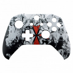 XBOX ONE S Controller Front Faceplate Art Series Resident Evil