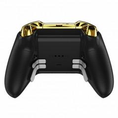 Xbox Elite V2 Controller Full Button Set Glossy Chrome Gold