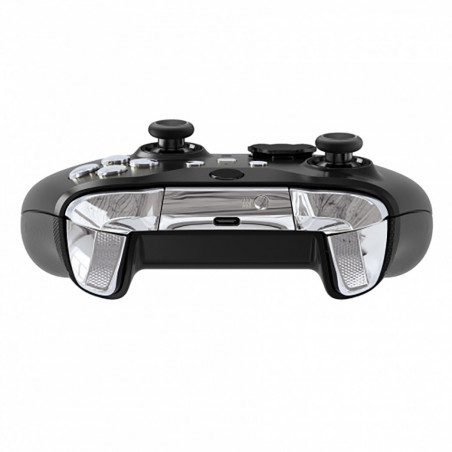 Xbox Elite V2 Controller Full Button Glossy Chrome Silver