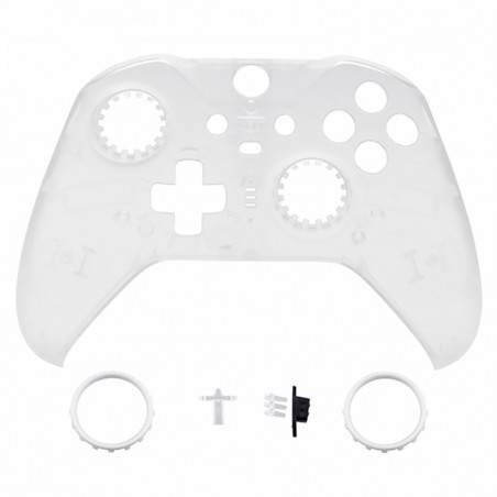 XBOX Elite V2 Controller Front Faceplate Clear