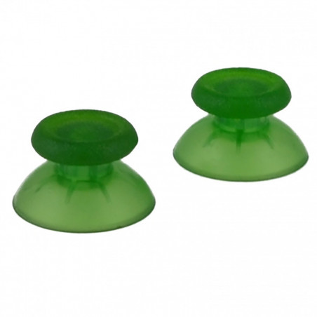 PS4 PROFESSIONAL CONTROLLER ANALOG THUMBSTICKS FOR DUALSHOCK 4 CLEAR GREEN