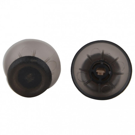 PS4 ANALOG THUMBSTICKS FOR PS4 DUALSHOCK 4 CLEAR BLACK
