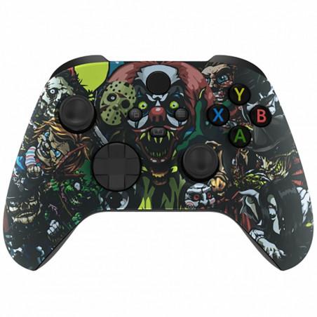 Xbox One Elite Wireless Controller Gears Of War Dark Night Refurbished Complete Set