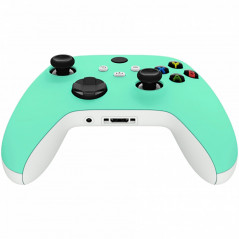 XBOX SERIES S/X Controller Front Faceplate Soft Touch Series Mint Green