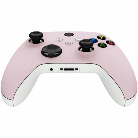 XBOX SERIES S/X Controller Front Faceplate Soft Touch Series Sakura Pink