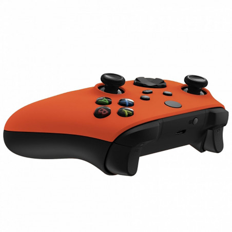 Xbox One S Full Button Set Matte UV Red