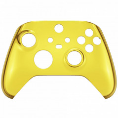 XBOX SERIES S/X Controller Front Faceplate Chrome Series Glossy Chrome Gold