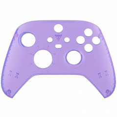 XBOX SERIES S/X Controller Front Faceplate Clear Purple