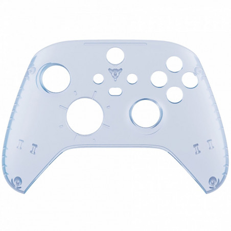 XBOX SERIES S/X Controller Front Faceplate Clear Glacier Blue