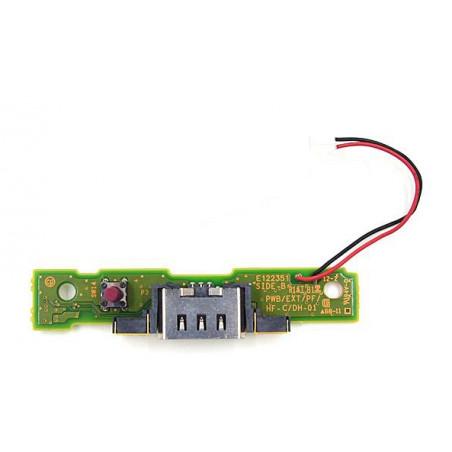 Wii U Pad Charging Interface Port PCB Board