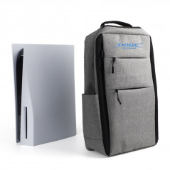 Game Console  MULTI-LAYER STORAGE BACKPACK BLACK