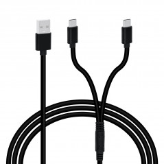 DUAL CHARGE TYPE-C USB...
