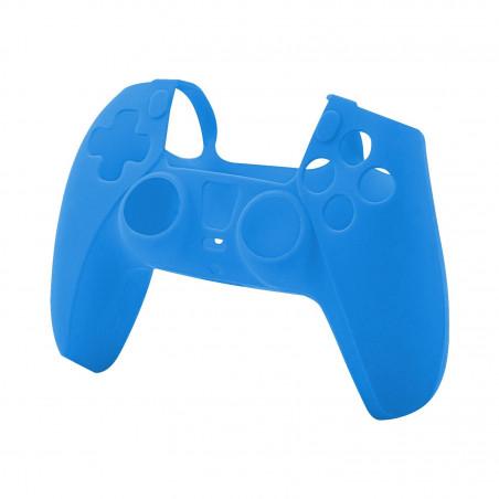 DS5 DUALSENSE CONTROLLER DOBE SILICONE GLOVE BLUE