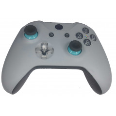Xbox One S Official Microsoft Design Lab Light Grey / Grey Wireless Controller Refurbished
