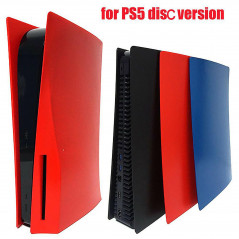 PS5 UHD Console Replacement Shell RED