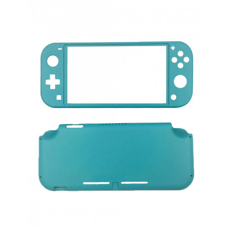 NS Switch Lite Original Top and Bottom Housing Shell Turquois