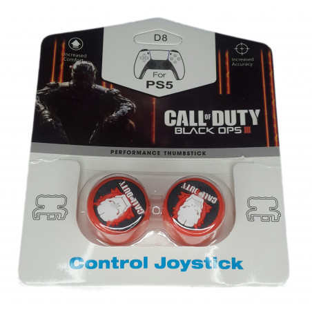 PS5 Controller Raised Performance Thumbstick Extenders COD