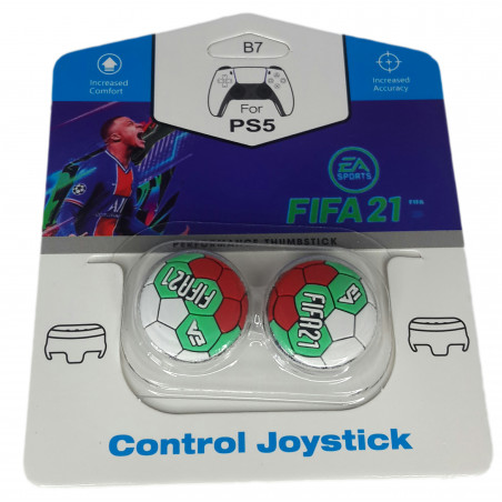 PS5 Controller Raised Performance Thumbstick Extenders FPS FIFA