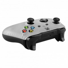 XBOX ONE S Controller Soft Touch Front Faceplate Clear