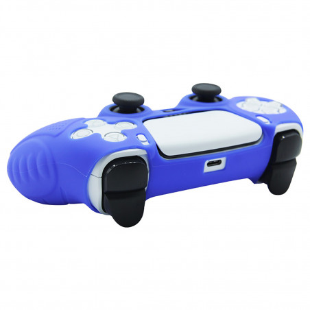 DS5 DUALSENSE CONTROLLER SILICONE MAXGRIP GLOVE BLUE