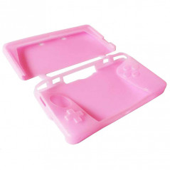 3DS XL SILICON PROTECT CASE PINK