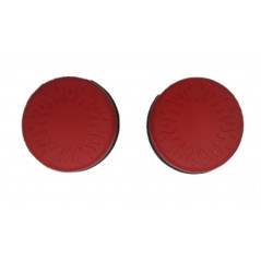 PS5 Controller Raised Performance Thumbstick Extenders HYDRO RED