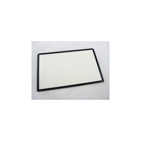 3DS XL/LL Replacement Top Surface Glass with Black Gasket