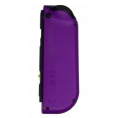 Nintendo Switch Original Joycon Controller Purple Left Refurbished