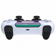 PS5 Dualsense Controller Touchpad Cover Glossy Chameleon Green