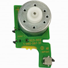 PS4 1200 Slim/Pro DVD Drive Disk Roller Motor with Disk Detection Switch KLD-003/004