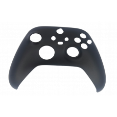 XBOX SERIES S/X Controller Original Front Faceplate Black  Preowned