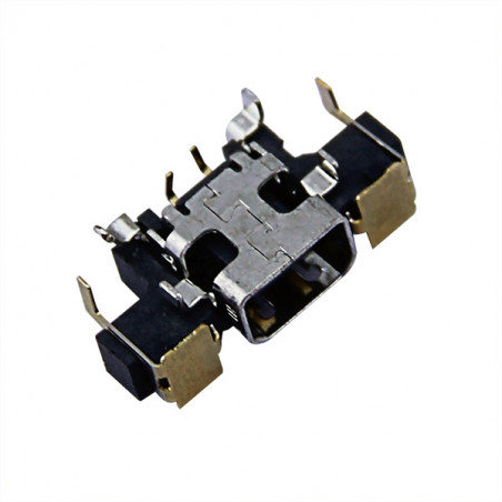 NEW 3DS XL and NEW 3DS AC Adapter Power DC Jack Socket Part for 2015 Edition