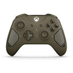 Xbox One S Wireless Controller Combat Tech Special Edition Refurbished