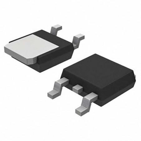 Ps4 slim power supply repair Mosfet Infineon 65C61K4 TO-252
