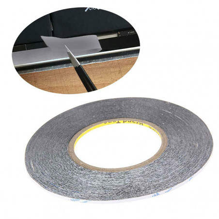 2mm Original 3M Adhesive Tape Digitizer Sticker for iPhone /Samsung/HTC LCD & Touch Screen