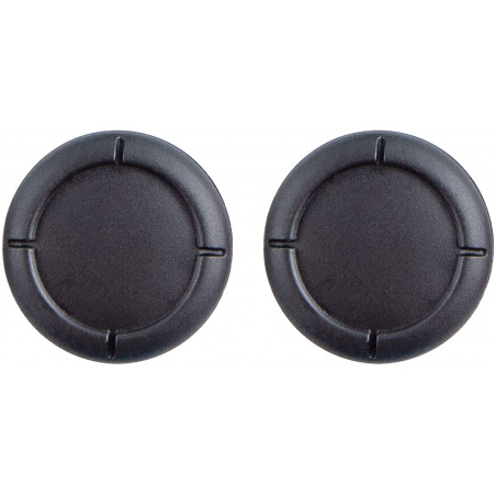 NS Switch and Lite Analog Stick Silicon Thumbgrip Black